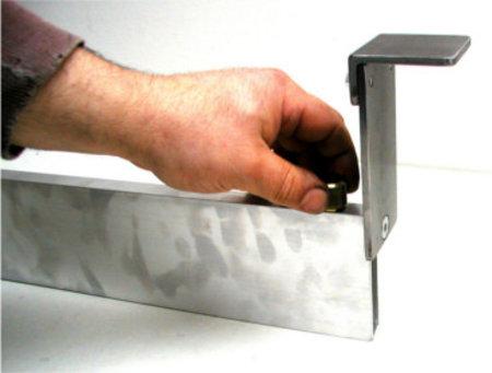Auflagewinkel für Höhenverstellung von 13 cm bis 20 cm